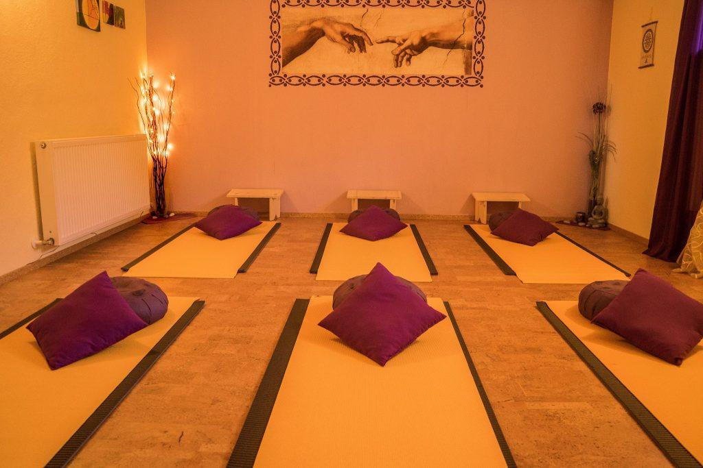 yoga raum dorfgastein gastein