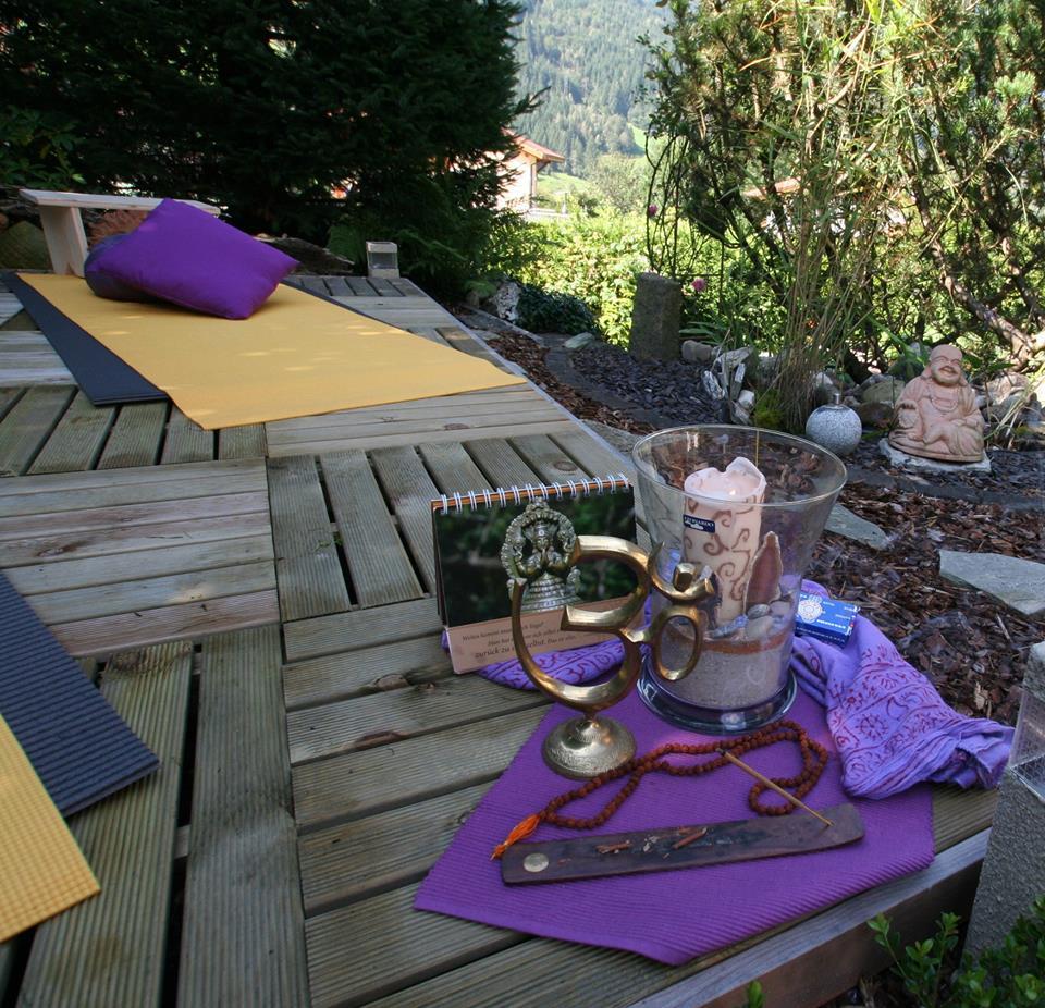 yoga plattform dorfgastein gastein