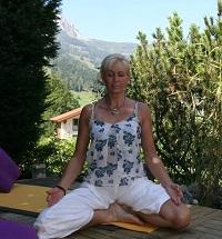 yogatrainerin anke kranabetter dorfgastein gastein