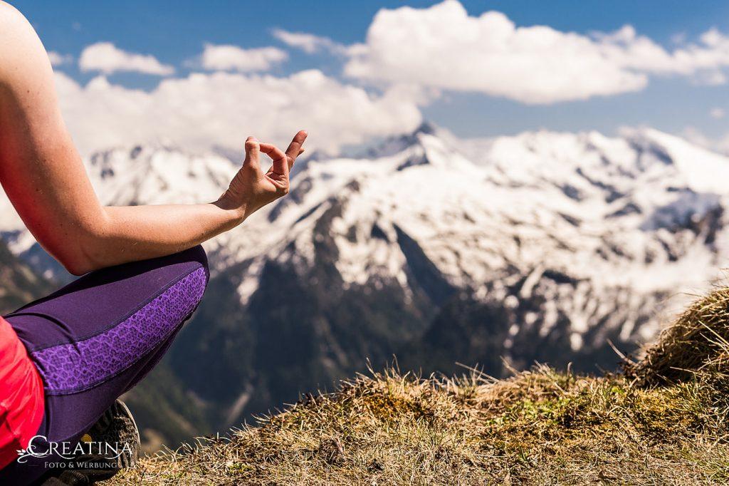 Yogafrühling Gastein – Atme die Berge